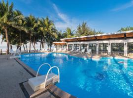 Chaolao Tosang Beach Hotel, hotel in Chao Lao Beach