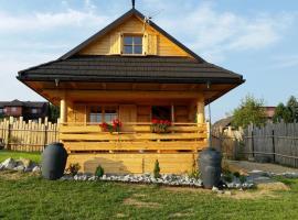 Domki letniskowe Rabka-Zdrój – hotel w Rabce