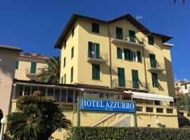 Hotel Azzurro, hotell i Varazze