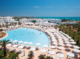Hotel Club Palm Azur Djerba, отель в Мидуне