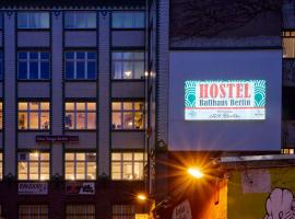 Ballhaus Berlin Hostel, vandrerhjem i Berlin