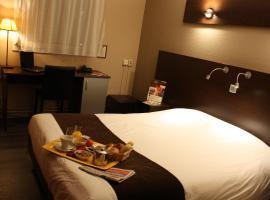 The Originals City, Hôtel Ascotel, Lille Est Grand Stade (Inter-Hotel), hotel near Lille Airport - LIL, Villeneuve d'Ascq