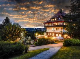 Hotel Teuchelwald, Hotel in Freudenstadt