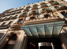 Catalonia Ramblas 4* Sup, hotel near Sant Antoni Metro Station, Barcelona