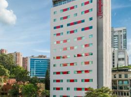 Hampton by Hilton Medellin, hotel en Medellín