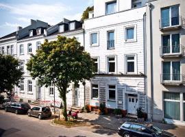 St. Pauli Lodge Townhouse, hotel near Port of Hamburg, Hamburg