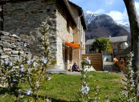 Casa Dosc, Hotel in der Nähe von: Arvigo-Braggio, Verdabbio