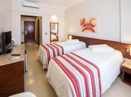 Hotel Carlton Plaza, hotel perto de Praça Pedro Sanches, Poços de Caldas