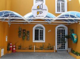 Center 1 Hotel, hotel in Fortaleza