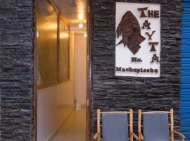 The Tayta Hostal, spa hotel in Machu Picchu