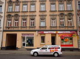 Pension Domicil, Privatzimmer in Leipzig