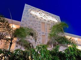 The Soco Hotel All-Inclusive, hotel in Bridgetown