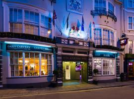 The Royal & Fortescue Hotel, hotel in Barnstaple