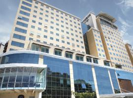 Vitoria Hotel Concept Campinas, hotel near Museum of Image and Sound, Campinas