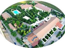 Hotel Tenuta San Francesco, hotel a Barletta