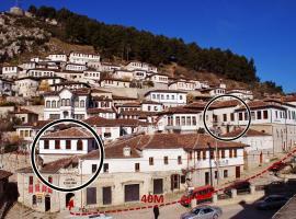 Hotel Osumi, hotel in Berat
