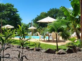 Terra Lodge, complejo de cabañas en Puerto Iguazú