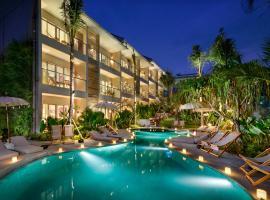 Canggu Beach Apartments, hotel in Canggu