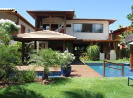 Praia do Forte excepcional- 6 quartos, hotel with jacuzzis in Praia do Forte