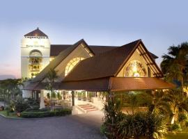 Hotel Santika Cirebon, hotel in Cirebon
