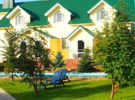 Elizaveta, self catering accommodation in Zelenaya Polyana