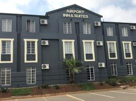 Airport Inn and Suites, hotel near O.R. Tambo International Airport - JNB,