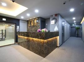 Philstay Myeongdong, hostelli Soulissa