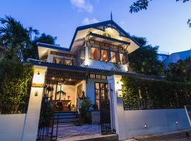 Baan Noppawong, hotel em Banguecoque