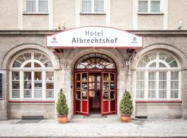 Albrechtshof, hotel near German Historical Museum, Berlin