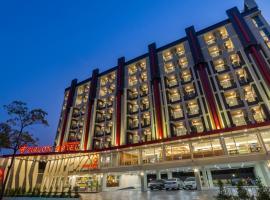 Zircon Hotel, hotel v destinaci Bangkok