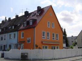 Ferienhaus Gumann, Hotel in der Nähe von: U-Bahnhof Nordostbahnhof, Nürnberg