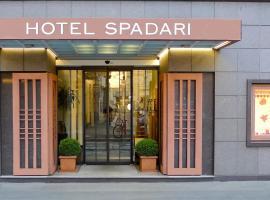 Hotel Spadari Al Duomo, hotel a Milà