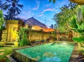 Imagine Bali, resort village in Ubud