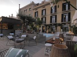 Hotel Oasis, hotel a Barcellona