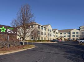 Extended Stay America - Providence - West Warwick, hotel near T.F. Green Airport - PVD, West Warwick
