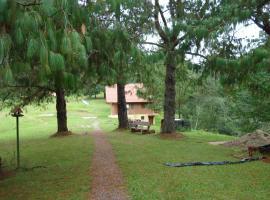 Pousada São Luiz - Monte Verde, self catering accommodation in Monte Verde