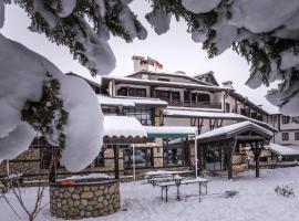 Хотел Танне, хотел близо до Връх Вихрен, Банско