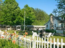 Peninsula Park-View Resort, hotel in Fish Creek