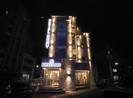 부산 부산역 근처 호텔 더 호텔 그레이