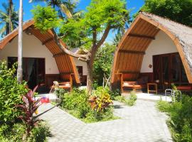 Chill Out Bungalows, holiday park in Gili Air