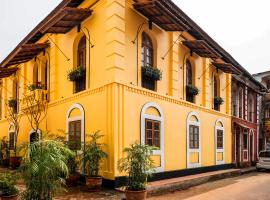 Mateus Boutique Hotel, hotel near Immaculate Conception Church, Panaji