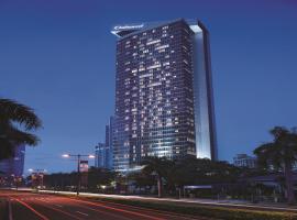 Oakwood Premier Cozmo Jakarta, hotel near Ambassador Mall, Jakarta