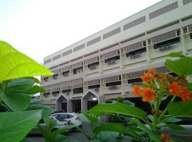 Grand Vissanu Hotel, hotel in Nakhon Sawan