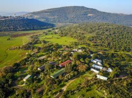Kibbutz Inbar Country Lodging, lodge in Kibbutz Inbar
