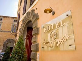 Hotel Aquila Bianca, hotel in Orvieto