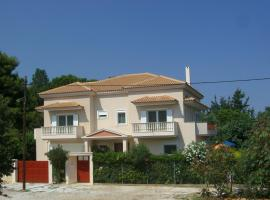 Villa Verde Apart-Hotel, apartment in Nea Makri