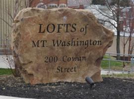 The Lofts at Mt Washington, apartment in Pittsburgh