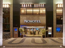 Novotel Rio de Janeiro Santos Dumont, hotel in Rio de Janeiro