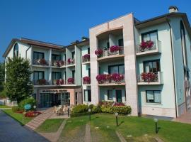 Hotel Eden, hotel a Valeggio sul Mincio