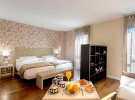 Hotel Spa Ciudad de Astorga By PortBlue Boutique, hotel in Astorga
